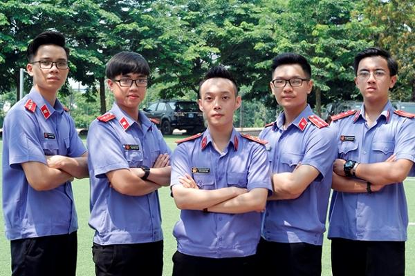 Đại học Kiểm sát Hà Nội không tuyển nữ cao dưới 1,55m