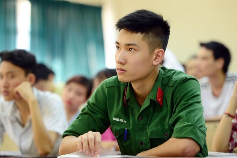 Những lưu ý khi xét tuyển vào các trường Quân đội 2021