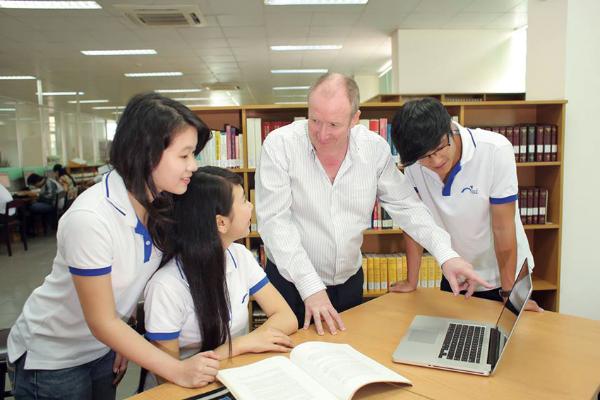 Học liên kết quốc tế trường nào tốt?