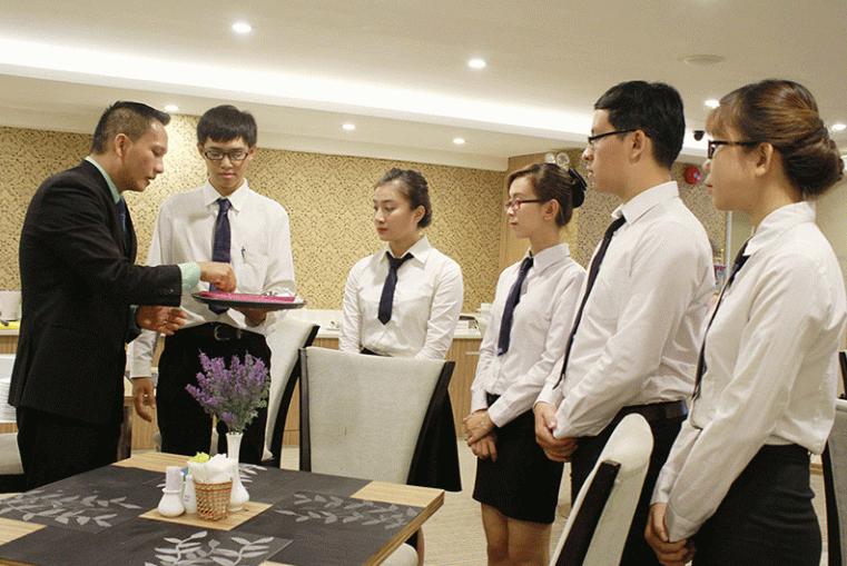 Danh sách những trường đào tạo ngành quản trị khách sạn tại TP Hồ Chí Minh