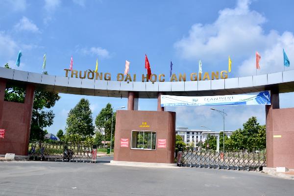 Thông tin tuyển sinh trường Đại học An Giang 2021