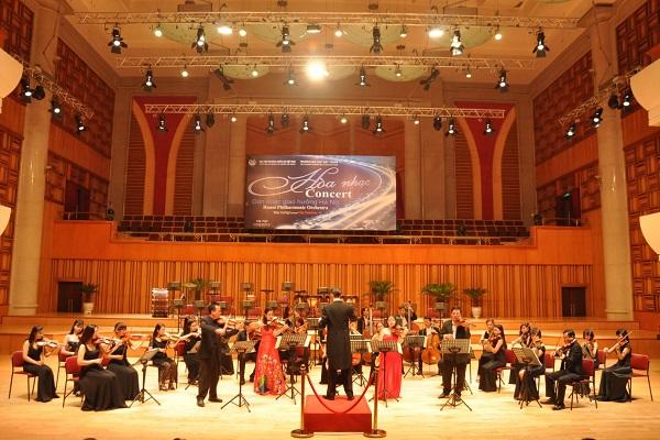Thông tin tuyển sinh Học viện âm nhạc quốc gia năm 2021