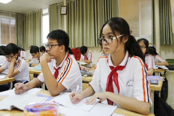 Đề thi vào lớp 10 ở TPHCM sẽ giảm bớt câu khó