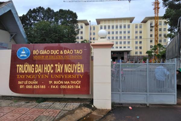 Đại học Tây Nguyên tuyển sinh 2021 và điểm chuẩn