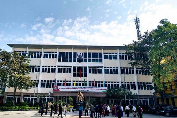 Đại học Thủ đô Hà Nội tuyển sinh 2021
