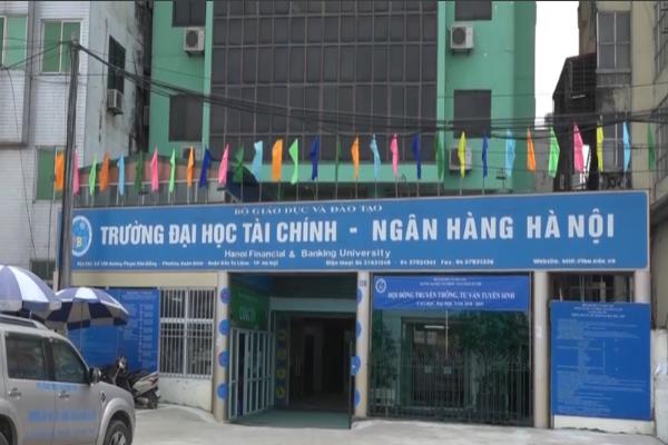 Trường Đại học Tài chính - Ngân hàng Hà Nội tuyển sinh 2021