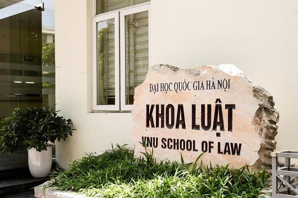 Cách tính điểm Khoa Luật - Đại học Quốc gia Hà Nội