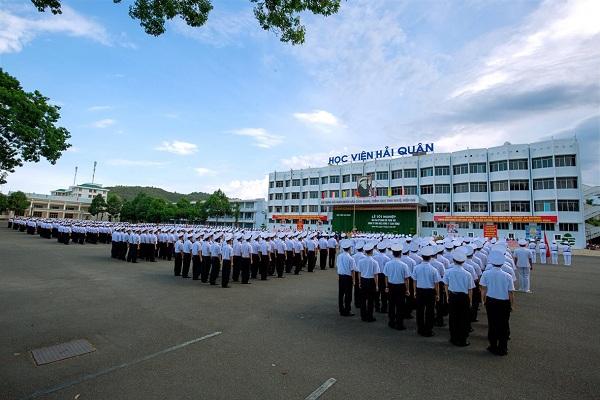 Học viện Hải quân có những ngành nào?