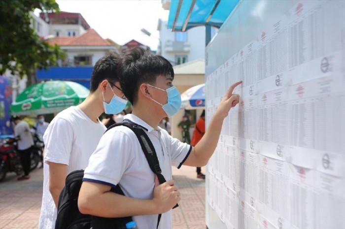 Điểm chuẩn đại học 2021 được công bố vào ngày nào?
