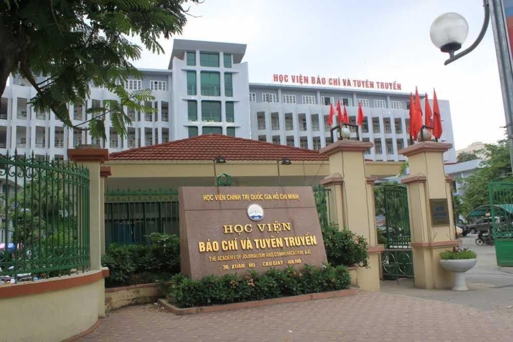 Học viện Báo chí và Tuyên truyền điều chỉnh đề án tuyển sinh 2021