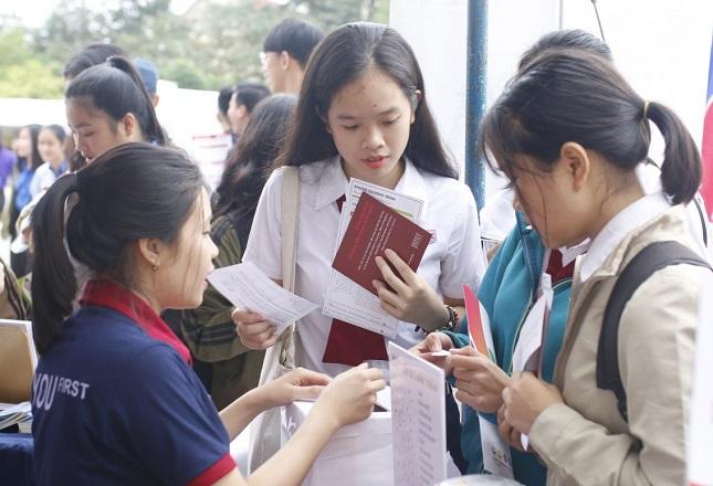 Các mốc thời gian đăng ký nộp hồ sơ xét tuyển Đại học 2021
