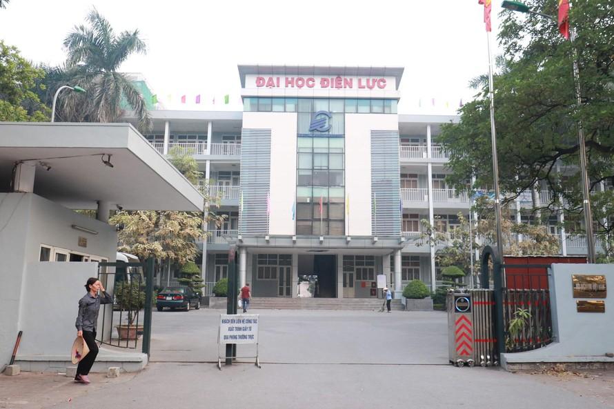 Dự đoán điểm chuẩn Đại học Điện Lực 2021