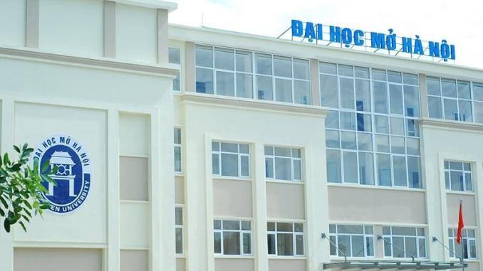 Điểm chuẩn Đại học Mở Hà Nội các năm, dự đoán điểm chuẩn ĐH Mở năm 2021