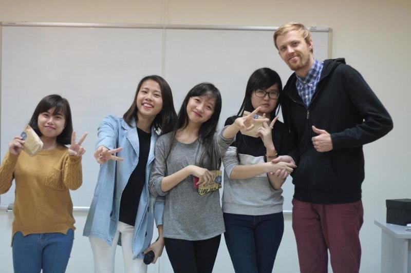 Khoa Ngôn ngữ Anh Đại học Mở Hà Nội ở đâu? Review ngôn ngữ Anh Đại học Mở