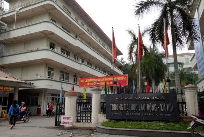 Điểm chuẩn xét học bạ Đại học Lao động - Xã hội 2021
