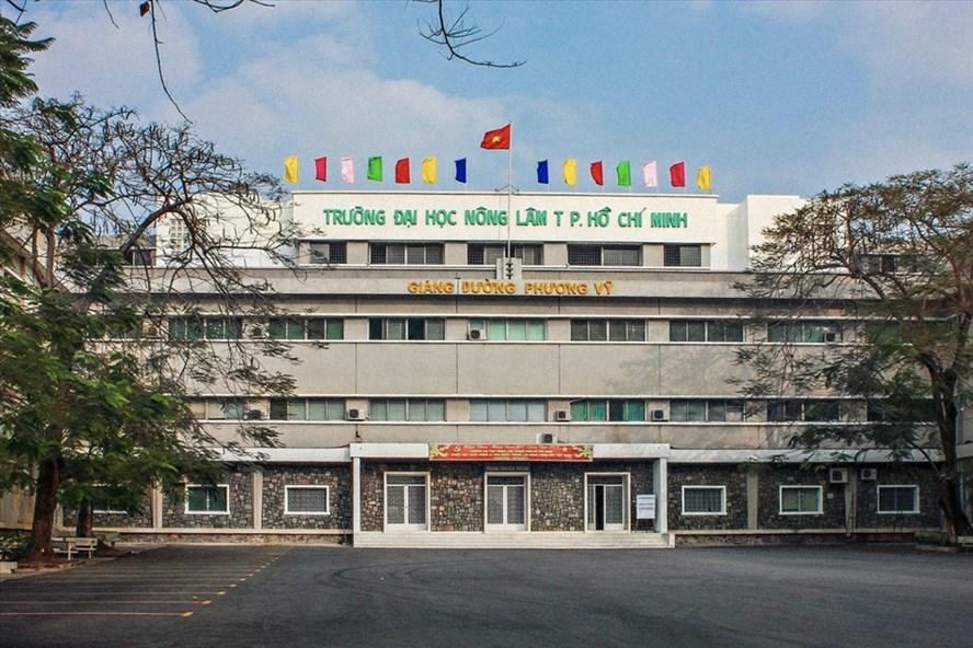 Điểm sàn xét tuyển trường Đại học Nông Lâm TP.HCM 2021
