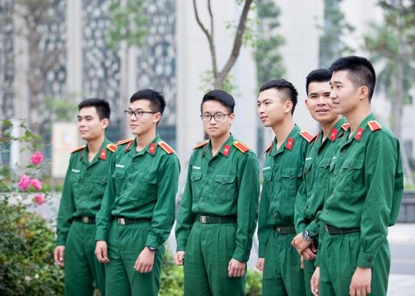 Thông tin tuyển sinh và điểm chuẩn trường Đại học Nguyễn Huệ (Lục quân 2) 2021