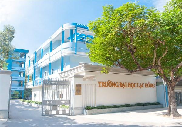 Thông tin tuyển sinh và học phí trường Đại học Lạc Hồng 2021
