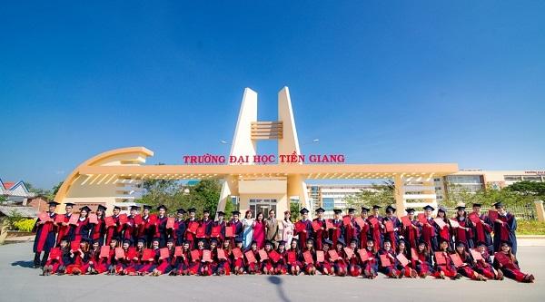 Điểm chuẩn trúng tuyển xét học bạ của Đại học Tiền Giang 2021
