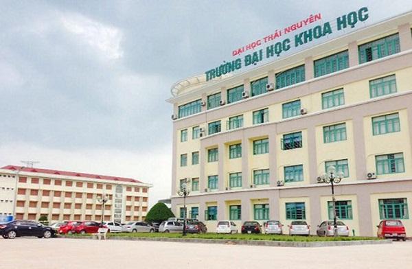 Điểm chuẩn trúng tuyển xét học bạ của trường Đại học Khoa học - Đại học Thái Nguyên 2021