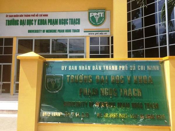 Điểm sàn xét tuyển Đại học Y khoa Phạm Ngọc Thạch, Y dược Cần Thơ 2021