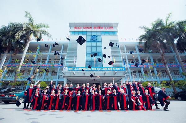 Các ngành đào tạo của Đại học Điện Lực 2021