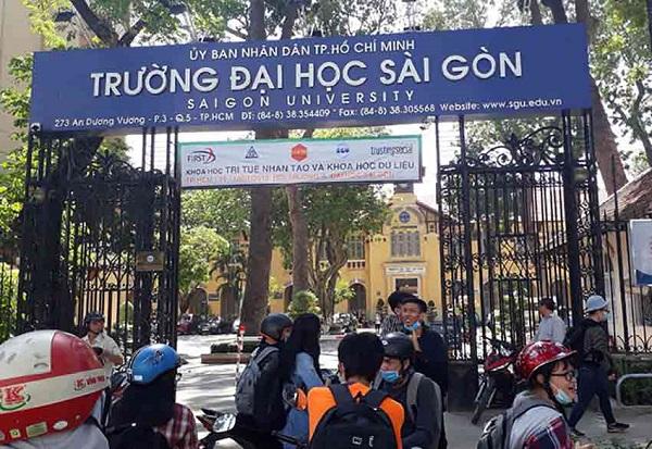 Dự đoán điểm chuẩn Đại học Sài Gòn 2021