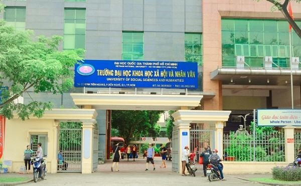 Các ngành đại học Khoa học Xã hội và Nhân văn TPHCM, Học phí trường Khoa học Xã hội và Nhân văn TPHCM