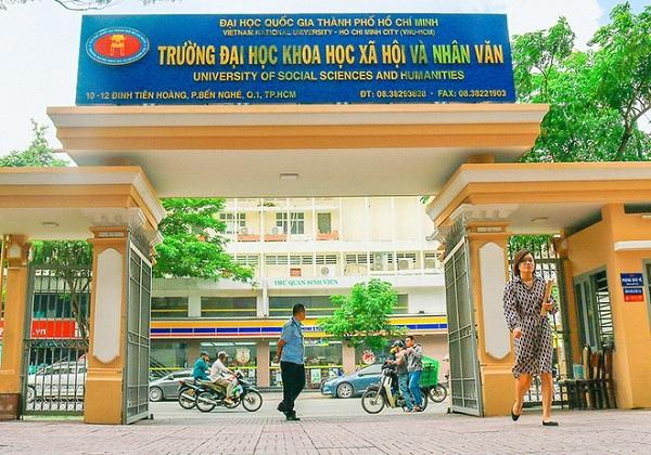 Các ngành đại học Khoa học Xã hội và Nhân văn TP HCM