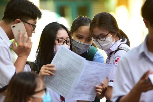 Điểm chuẩn của các trường, khoa trực thuộc Đại học Quốc gia Hà Nội 2021