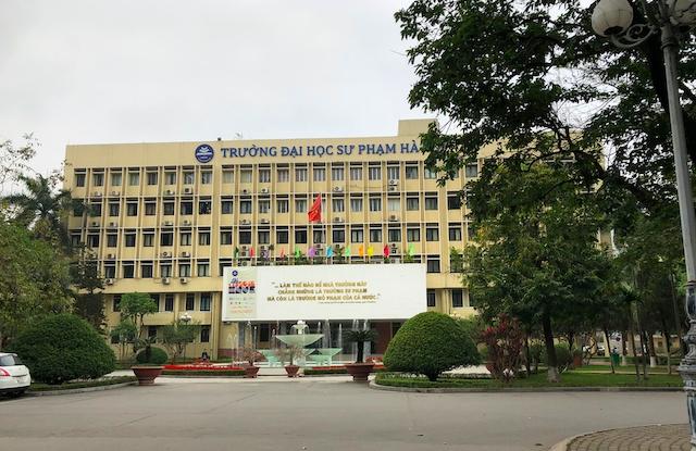 Điểm chuẩn trúng tuyển Đại học Sư phạm Hà Nội 2021