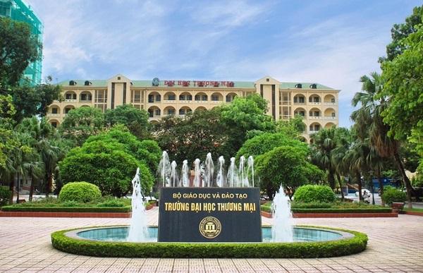 Điểm chuẩn Đại học Thương mại 2021 cao nhất lấy 27,45 điểm