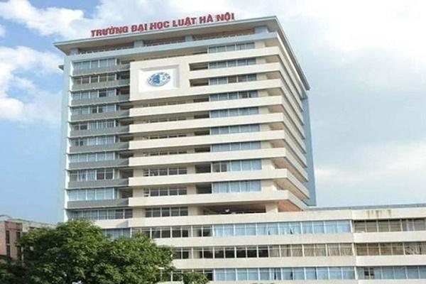 Điểm chuẩn Đại học Luật Hà Nội 2021 cao nhất 29,25 điểm