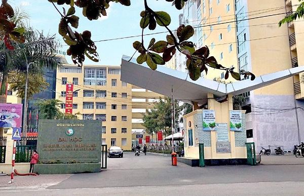 Điểm chuẩn Đại học Tài nguyên và Môi trường Hà Nội 2021 cao nhất 26 điểm
