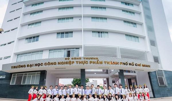 Điểm chuẩn Đại học Công nghiệp Thực phẩm TP HCM lấy điểm từ 16 đến 24 điểm