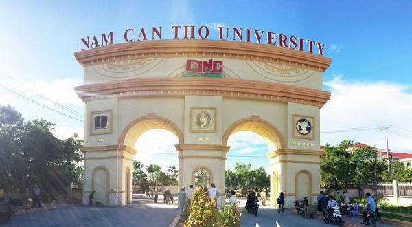 Điểm chuẩn Đại học Nam Cần Thơ 2021
