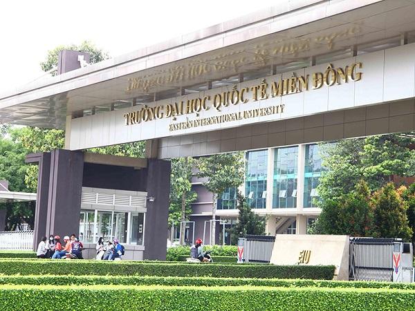 Đại Học Quốc Tế Miền Đông tuyển sinh 2021