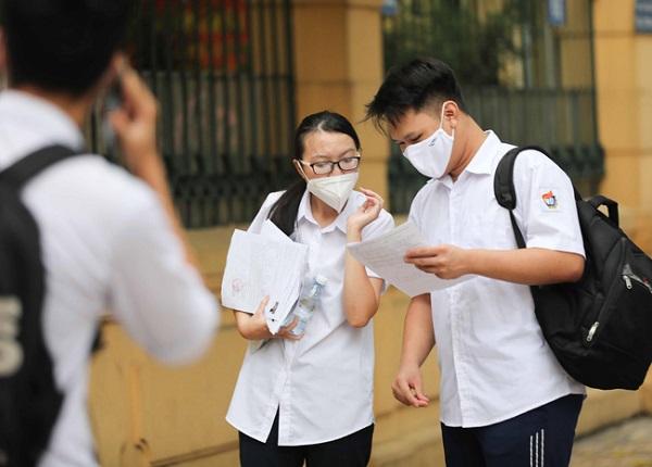 Cập nhật điểm chuẩn hơn 200 trường Đại học năm 2021
