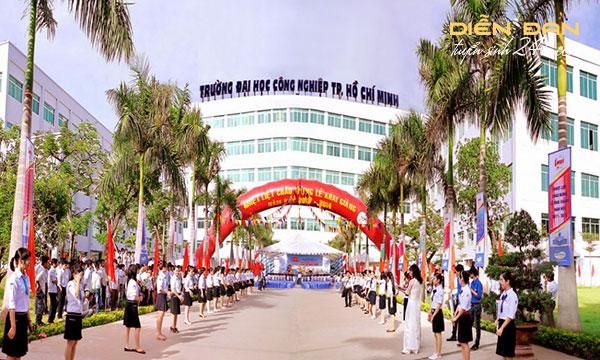 Đại học Công nghiệp TP HCM tuyển sinh 2021