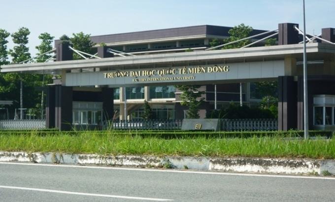 Điểm chuẩn Đại học Quốc tế Miền Đông 2021