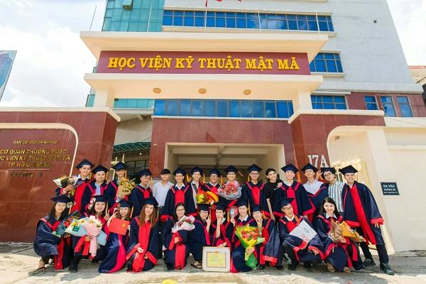Học viện Kỹ thuật Mật mã tuyển sinh năm 2021