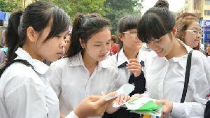 Điểm chuẩn các trường Đại học khối D ở Hà Nội 2021