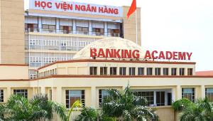 Điểm chuẩn Học viện Ngân hàng 2021 cao nhất lấy 27,55 điểm