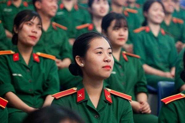 Điểm chuẩn trường Sĩ quan Lục quân 1 năm 2020 là bao nhiêu