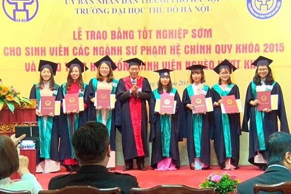 Học Đại học Thủ đô Hà Nội có tốt không?