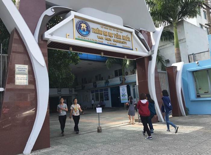 Thông tin tuyển sinh và tiền học phí của Đại học Văn Hiến 2021