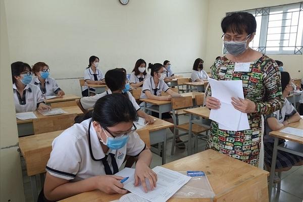 Thi tốt nghiệp THPT ở Bắc Giang và Bắc Ninh được chia làm 2 đợt