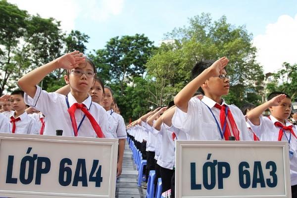 Thông tin tuyển sinh lớp 6 năm 2021 ở TP Hồ Chí Minh