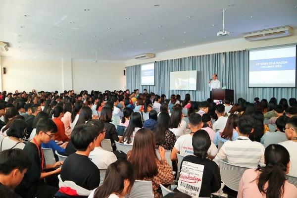 Phương án tuyển sinh Đại học Tôn Đức Thắng năm 2021