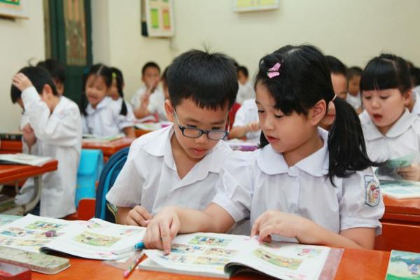Top 10 trường tiểu học công lập tốt nhất tại Hà Nội